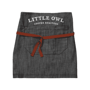 Little Owl Merchandise | Half Apron