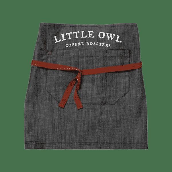 Little Owl Merchandise | Half Apron