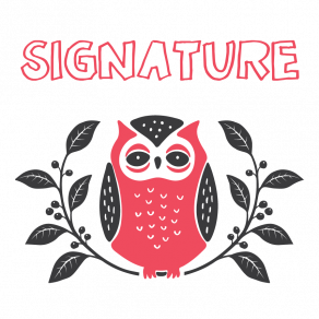 Little-Owl-Signature