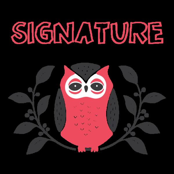 Little-Owl-Signature
