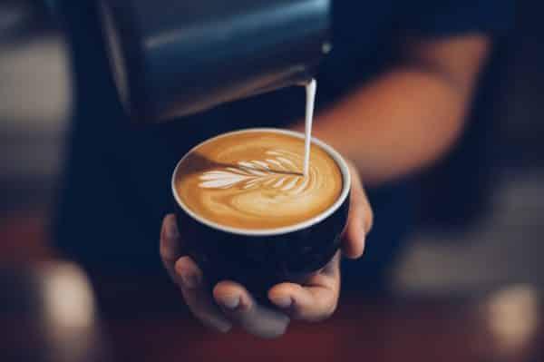 Latte Art | Full Moon Blend